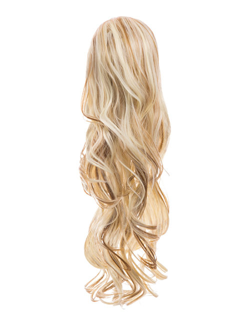 Glamour Long Curly Ponytail