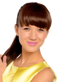 Clip in Side Fringe