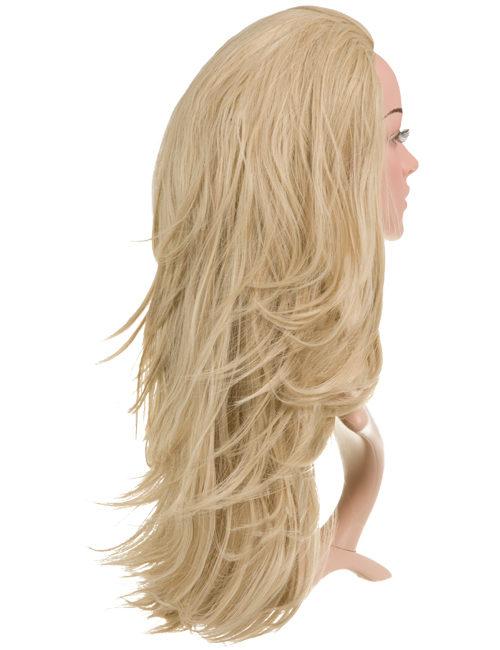 Angelina Reversible Synthetic Half Head Wig