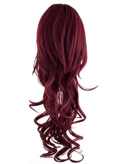 Olivia Extra Long Curly full head wig