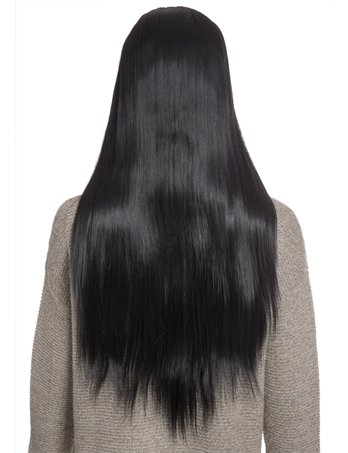 Long Straight Full Head Wig