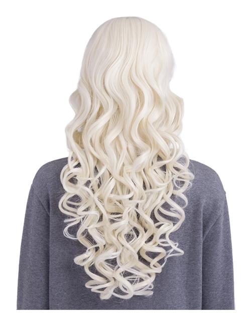 Olivia Extra Long Curly full head wig - G856