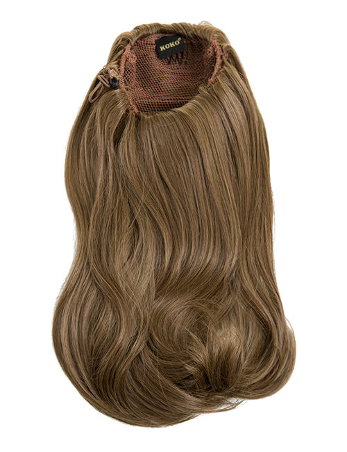Laurel Reversible Drawtring Ponytail