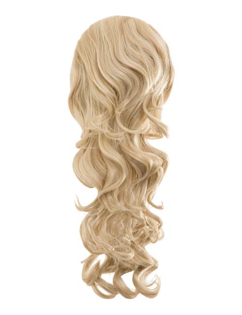 Molly Long Curl Drawtring Ponytail