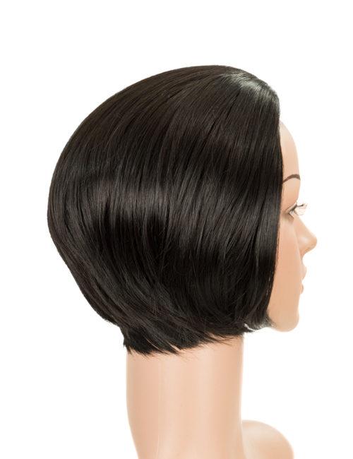 Posh-Short Half Head Wig