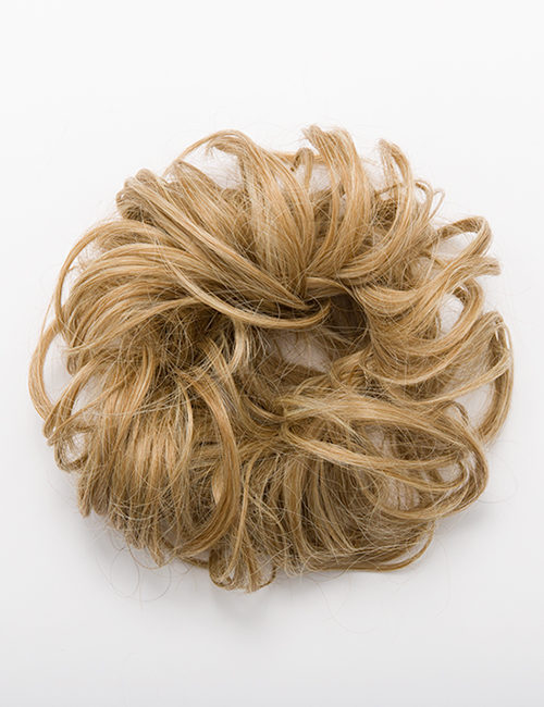 Wavy Hair Scrunchies