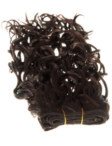 Loose Wave synthetic Dip Dye extension