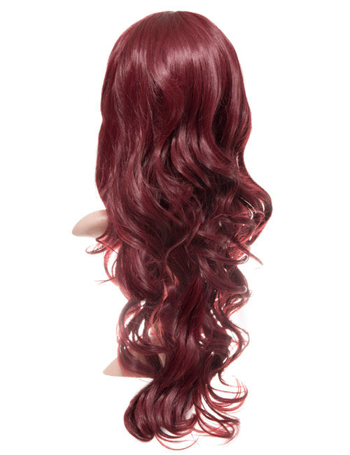 Colour party Curly Full head wig