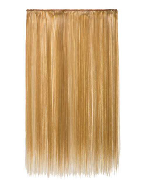 Highlight- ONE PIECE STRAIGHT CLIP IN EXTENSION- K002