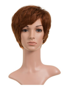 Sarah Human Hair Full Head Wig