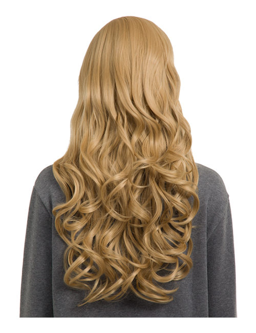 Sienna Long Wavy Full Head Wig