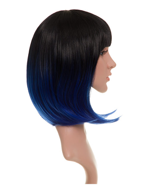 Ombre Full Head Bob Wig