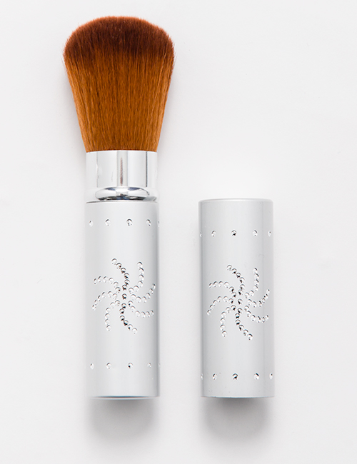 Spin make up brush (lipstick medium shape) - Koko wholesale hair extensions