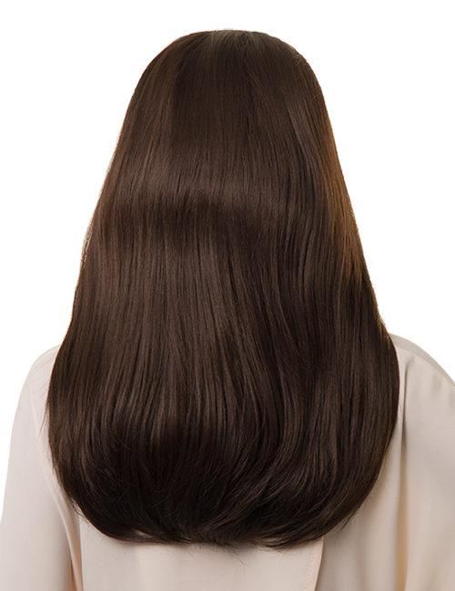 Hannah Reversible Half Head Wig