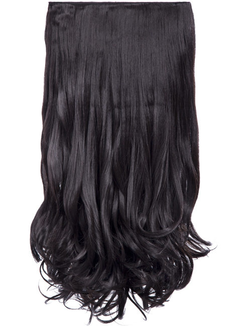 "KOKO COUTURE Candice 5 Weft Loose Curl 20"" Hair Extensions (RRP £21.99)"