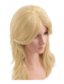 Gisele - Long Flicky Layered Free Parting Full Head Wig