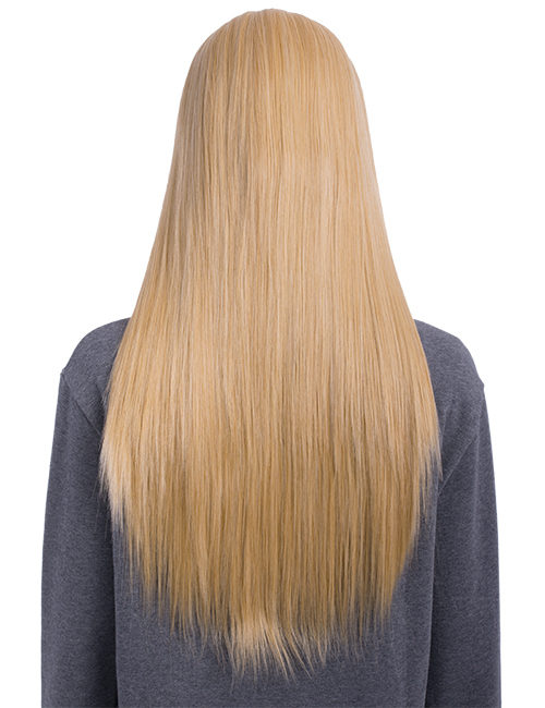 KOKO COUTURE Kendall Straight Half-Head Wig (RRP: £29.99)