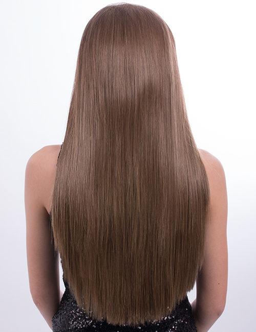 KOKO COUTURE Kendall Straight Half-Head Wig (RRP: £29.99)
