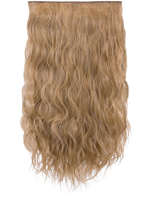 KOKO COUTURE Kylie 3 Weft Beach Wave 20″ Hair Extensions (RRP: £19.99) - 68/69